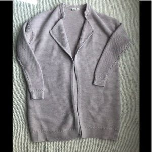 Like New Gap Duster Sweater